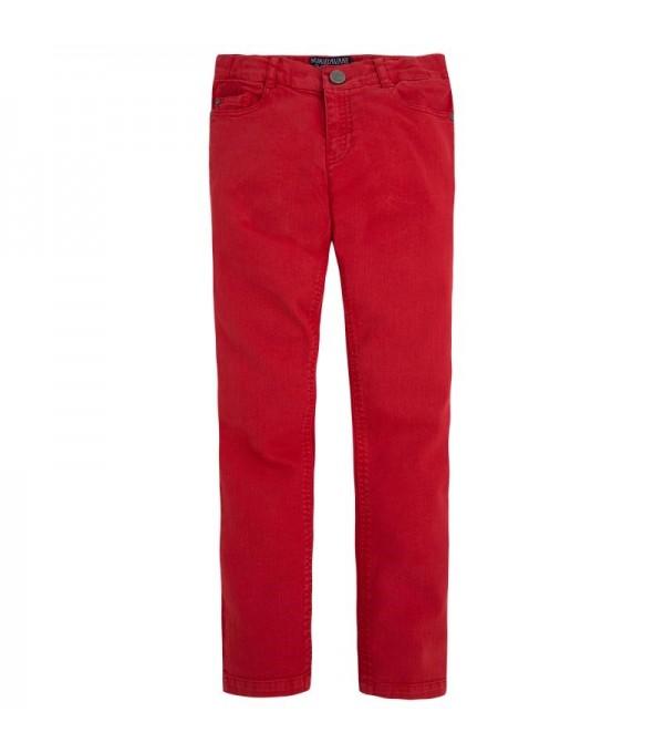 Pantaloni rosii Mayoral MY-PL19B