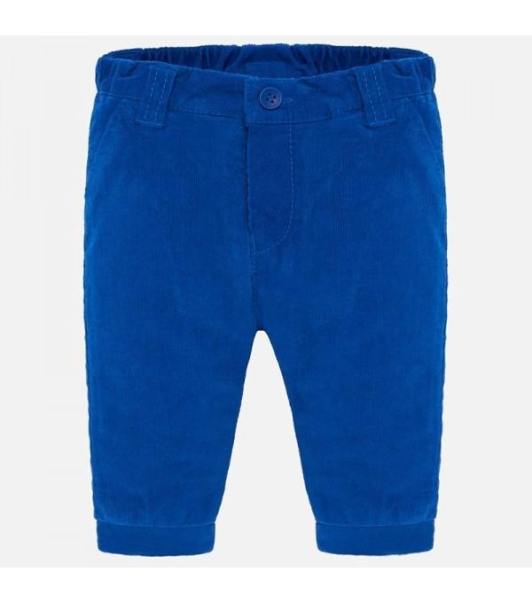 Pantalon raiat albastru Mayorall My-pl15p