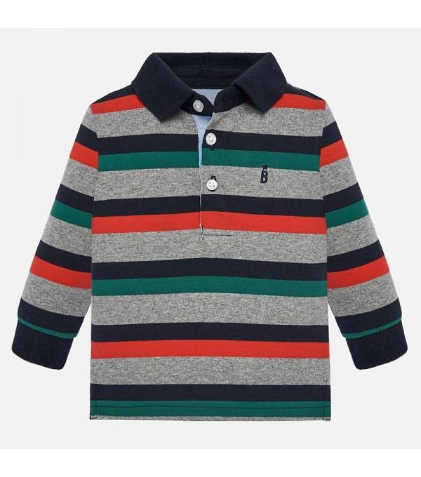 Bluza rosu-verde Mayoral My-bl74p