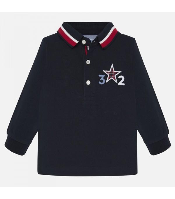 Bluza albastra Mayoral My-bl72p