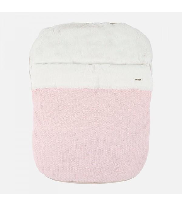 Sac roz bebe Mayoral My-sac01p