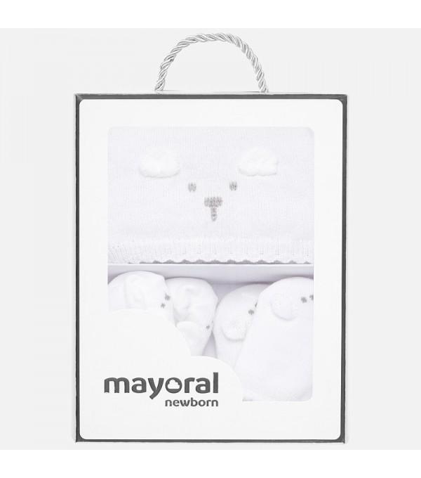 Set caciula-totosi-manusi Mayoral My-set58p