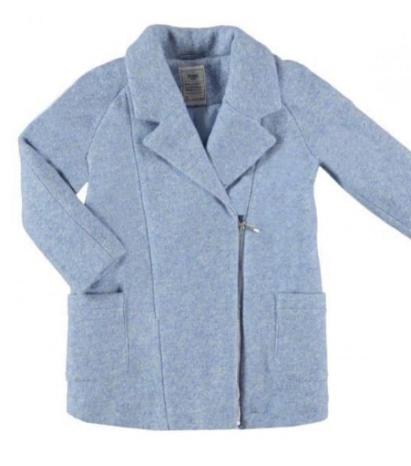 Palton matlasat albastru Mayoral MY-g79c