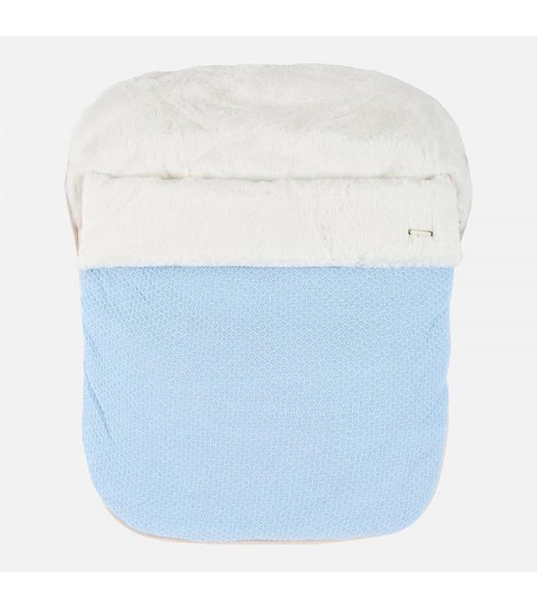 Sac albastru bebe Mayoral My-sac01p