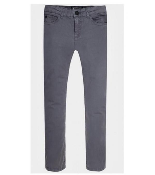 Pantaloni gri inchis Mayoral My-pl08b