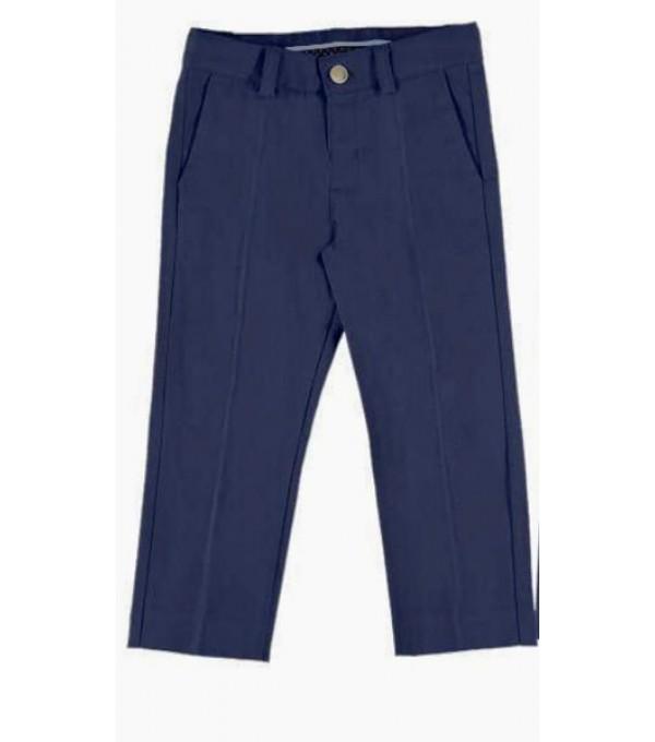 Pantalon albastri Mayoral My-pl07b