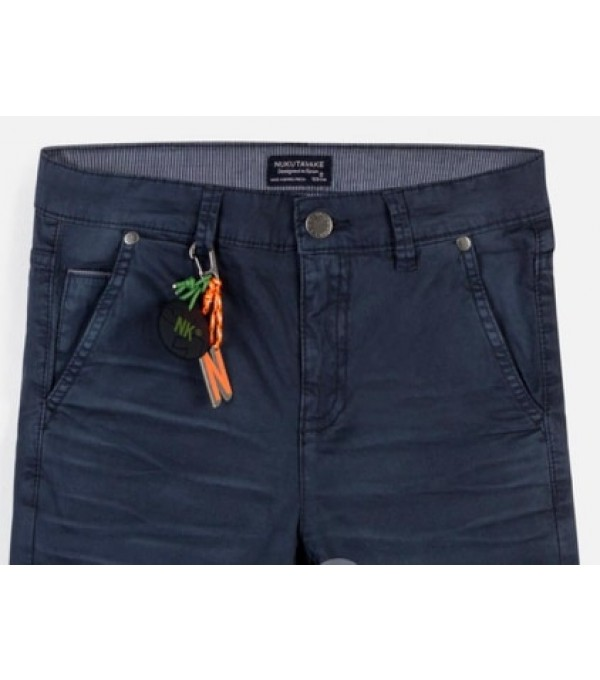 Pantalon scurti albastri Mayoral My-ps15p