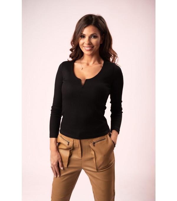Bluza neagra dama IT-BL02X