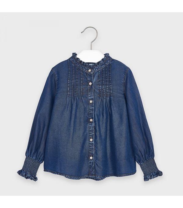 Bluza tencel fetita 4153 MY-CM100Y