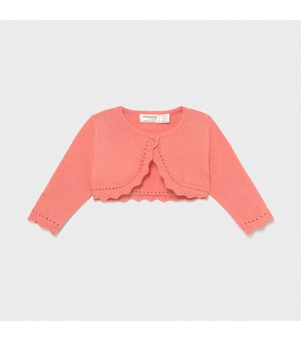 Bolero somon tricot fetita Mayoral My-bo01x
