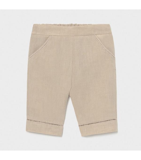 Pantaloni bebe fata Mayoral MY-PL31X