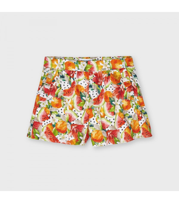 Fusta pantaloni imprimeu fetita 3908 MY-PS31X