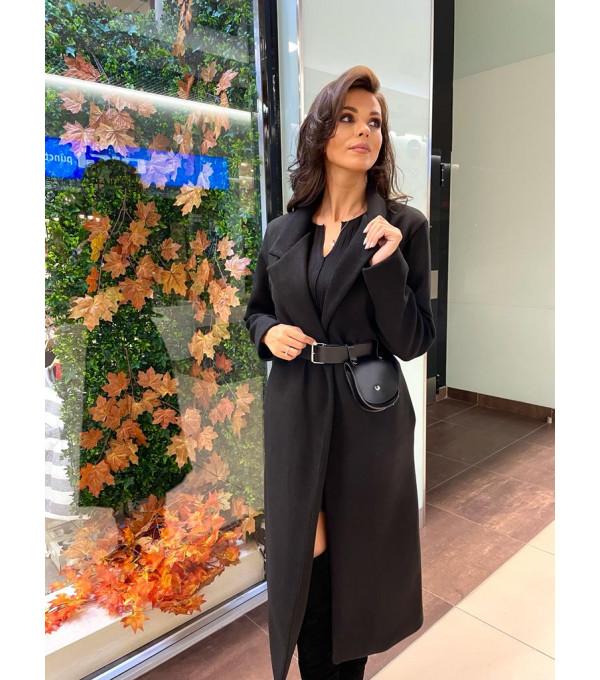 Palton negru dama IT-PLT01Y