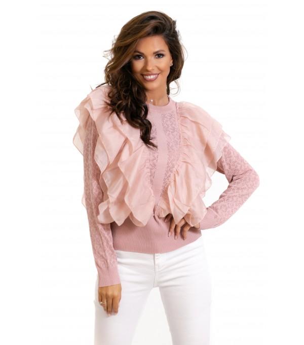 Bluza roze dama IT-BL30V