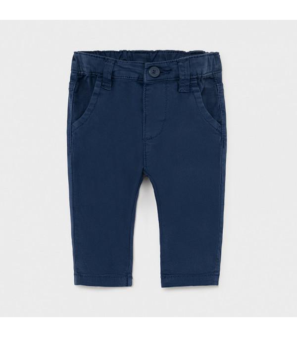 Pantaloni bleumarin baiat 595 Mayoral My-pl02x
