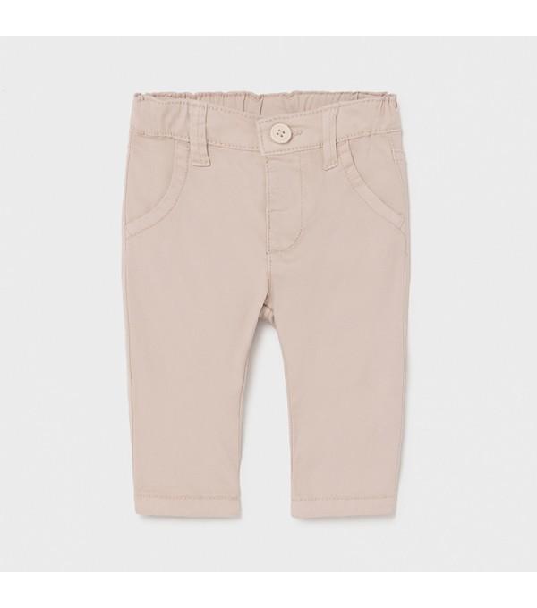 Pantaloni bej baiat 595 Mayoral My-pl02x