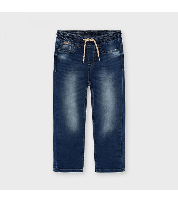 Pantaloni jogger denim ECOFRIENDS baiat 3567 MY-BG10X