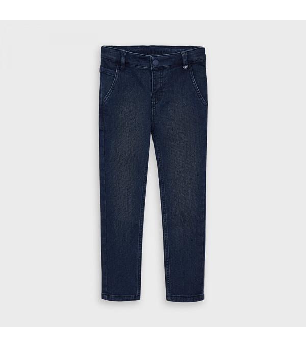 Pantaloni lungi denim slim fit baiat 4530 MY-BG107Y