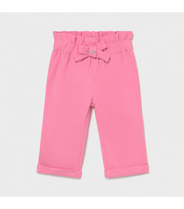 Pantaloni lungi punto roma bebe fetita 1575 Mayoral MY-PL17X