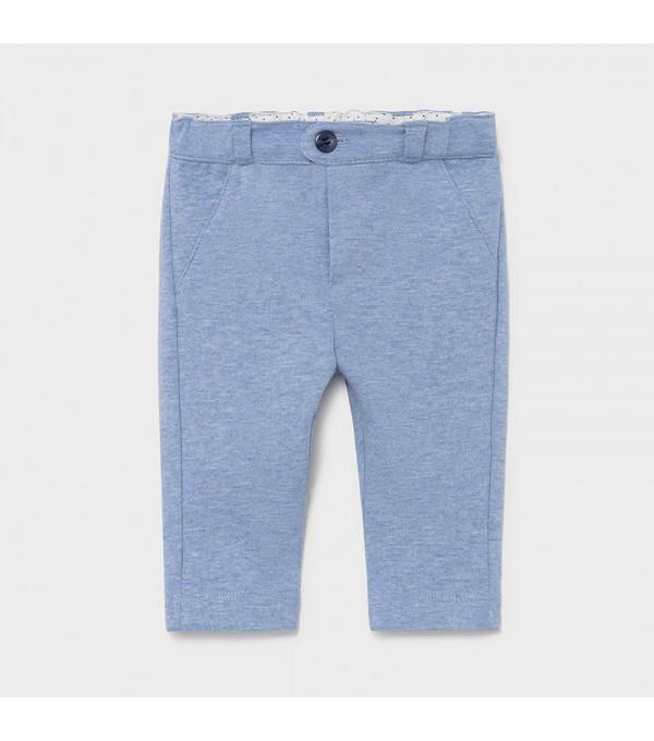 Pantaloni lungi punto roma nou-nascut baiat 1570 MY-PL08X
