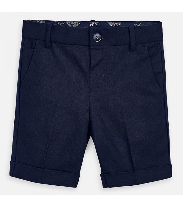 Pantaloni scurti albastri Mayoral MY-PS07P