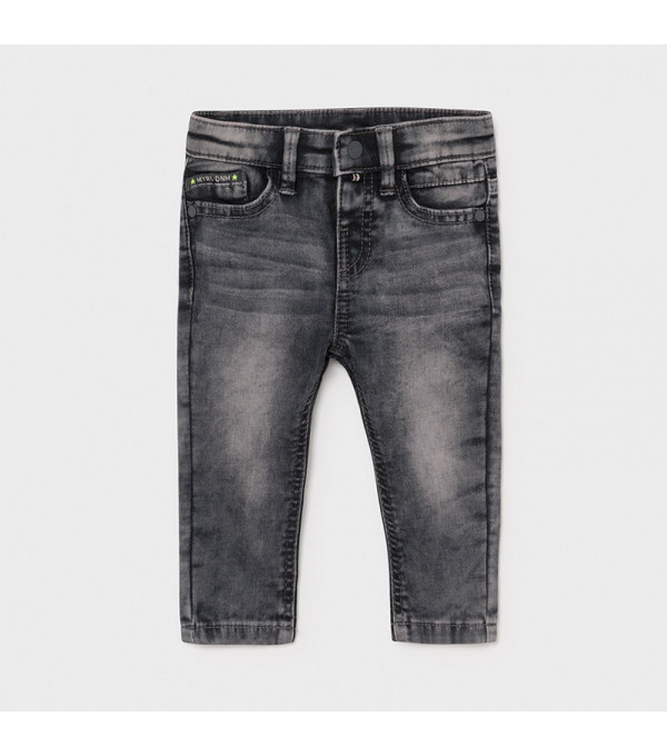Pantaloni soft denim Ecofriends bebe baiat 1586 MY-BG08X