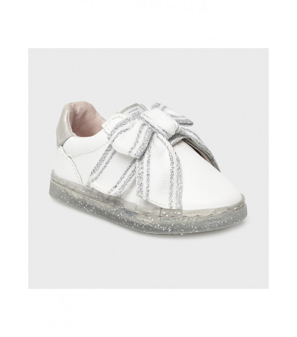 Pantofi sport piele bebe fetita 41246 MY-TEN80Y