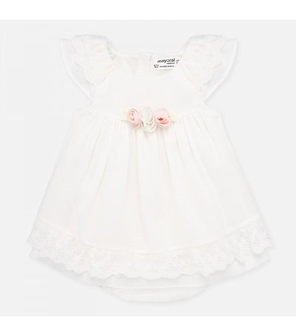 Rochie de ceremonie cu chiloți nou-născuți Myoral MY-R28P
