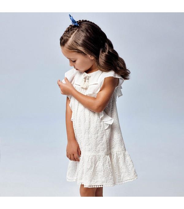 Rochie brodata fetita Mayoral 03944 MY-R05X