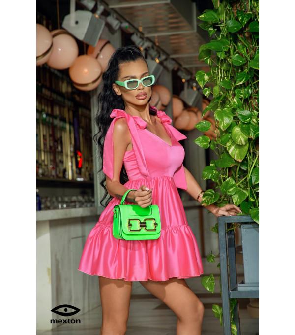Rochie roz Mexton MEXR8735X