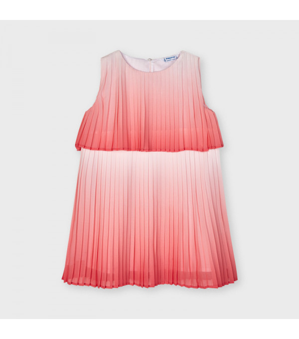 Rochie tie dye plisata fetita 3951 Mayoral MY-R52X