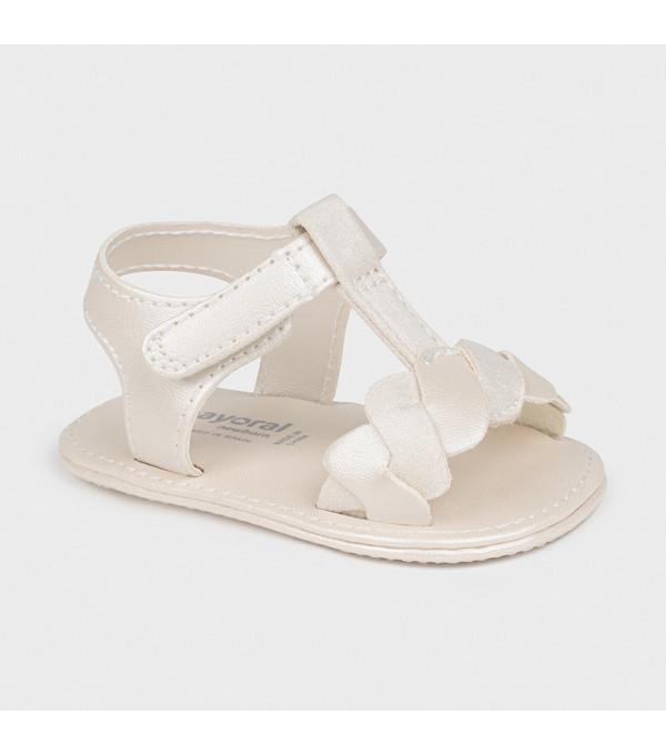 Sandale combinate new born fata 9406 MY-SAND02X