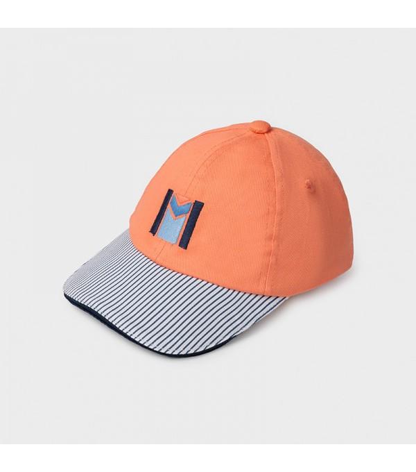 Sapca orange bebe baiat Mayoral 010024 My-sap03x