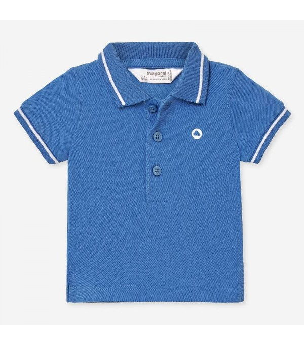 Tricou bluemarin polo Mayoral MY-BL06P