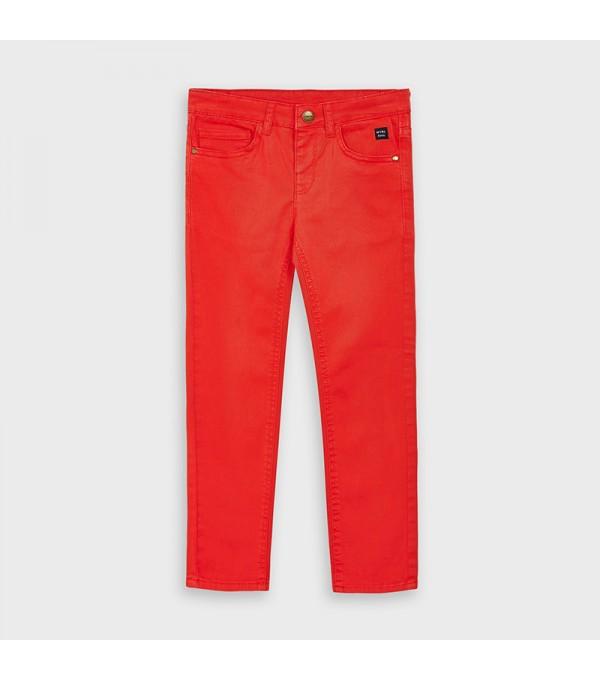 Pantaloni rosii regular fit baia0041 MY-BG08V