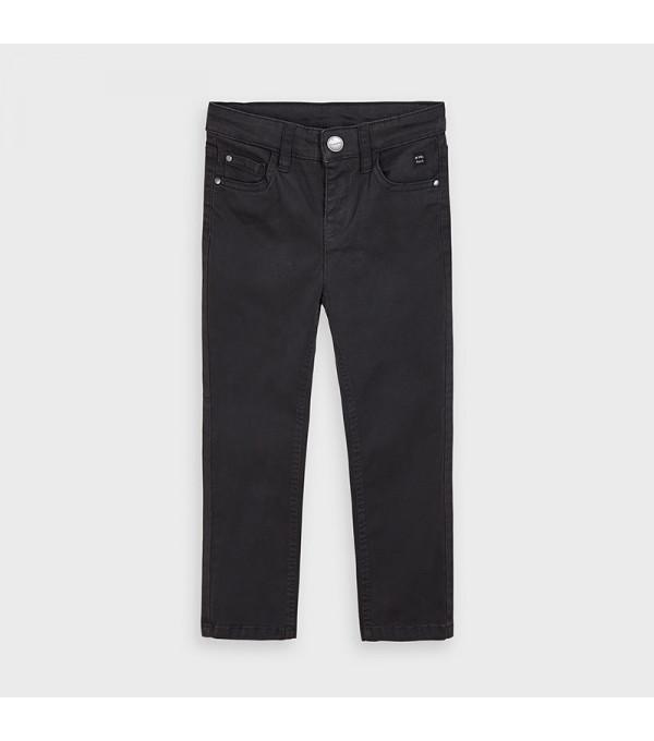 Pantaloni lungi gri inchis baiat 0041 MAYORAL MY-BG08V