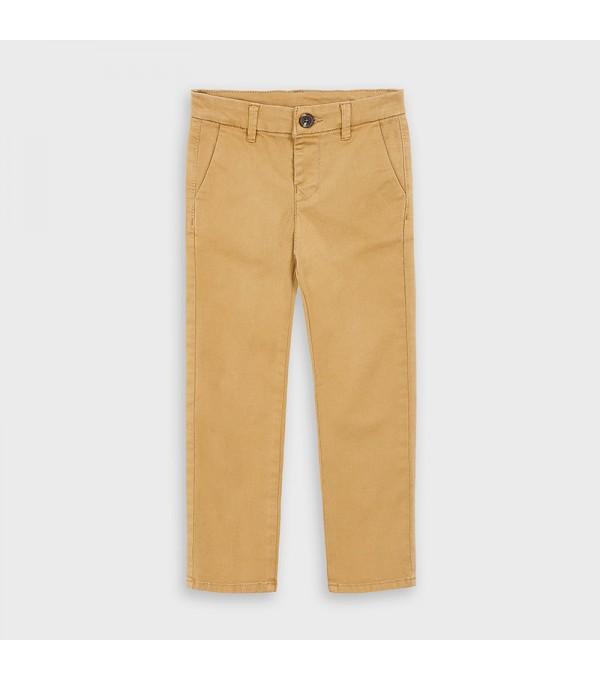 Pantaloni crem baiat MAYORAL 513 MY-PL100Y