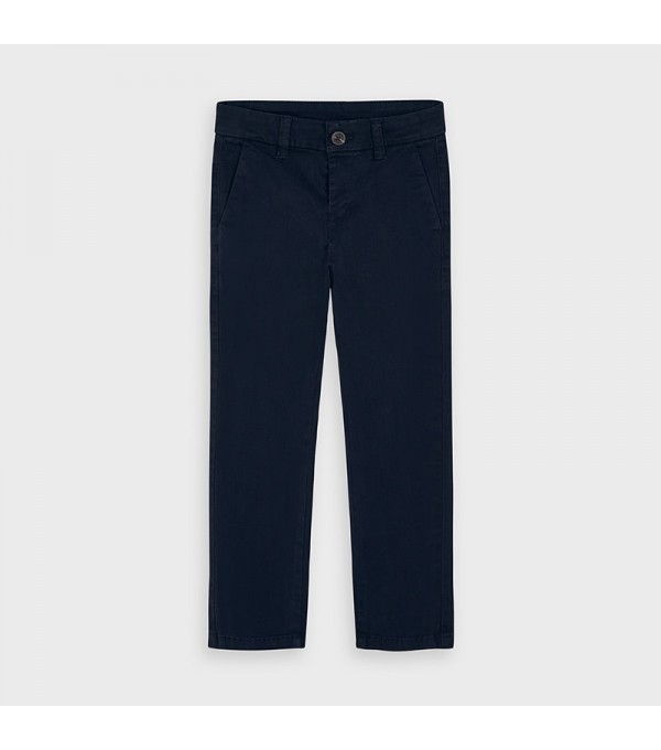 Pantaloni bleumarin baiat MAYORAL 513 MY-PL100Y