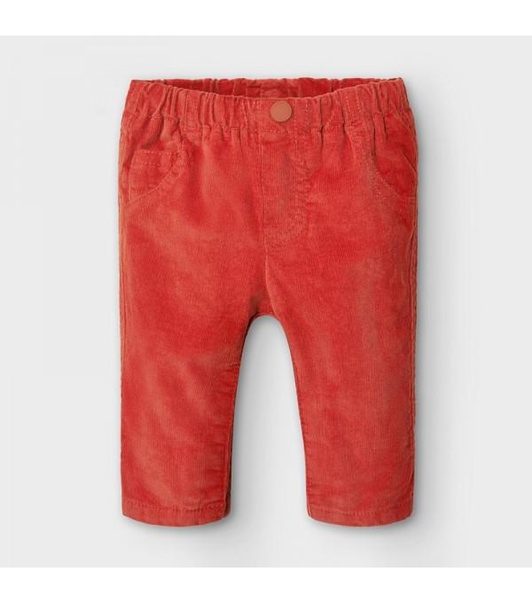 Pantaloni caramizii raiati baiat MAYORAL 591 MY-PL15p