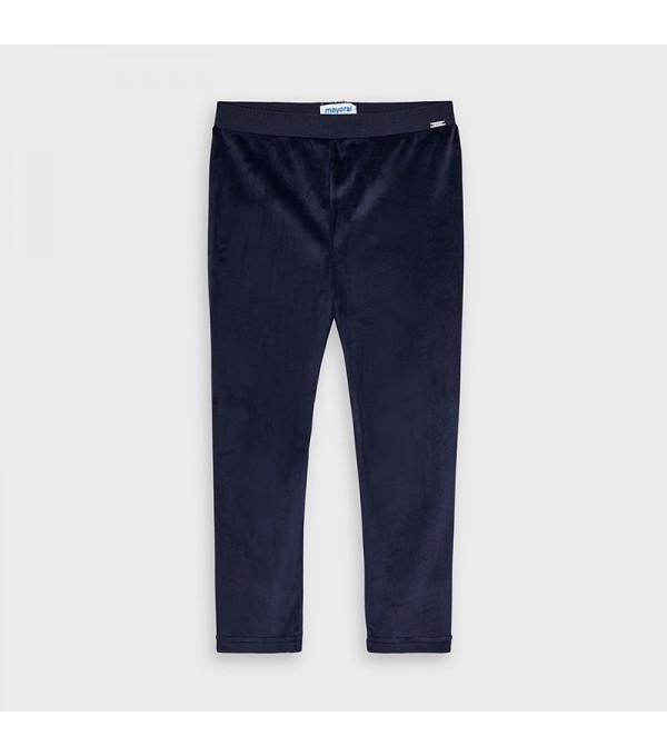 Pantalon bleumarin Mayoral My-pl09v