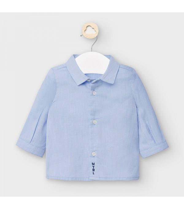 Camasa bleu bebe baiat Mayoral My-cm03v