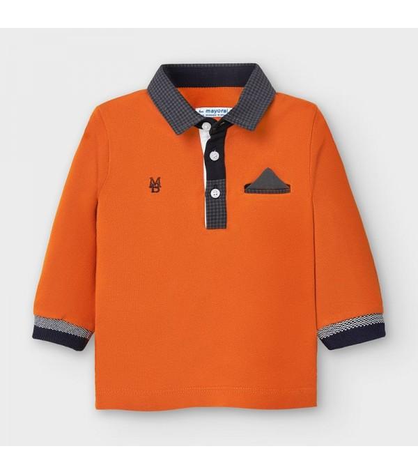 Bluza porocalie polo baiat MAYORAL 2121 MY-BL117Y