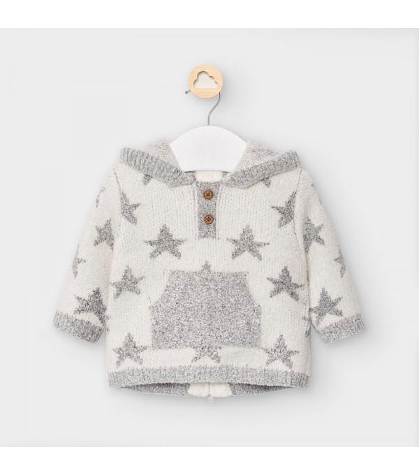 Hanorac tricot  baiat 2342 MY-BL49V