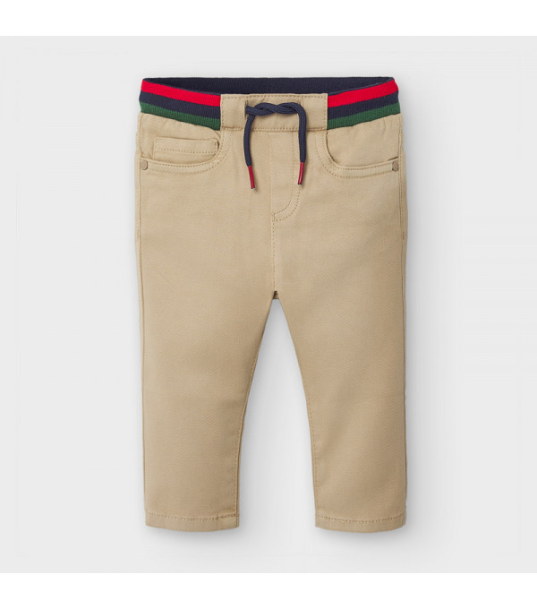 Pantaloni lungi chino bebe baiat 02578 MY-PL122Y