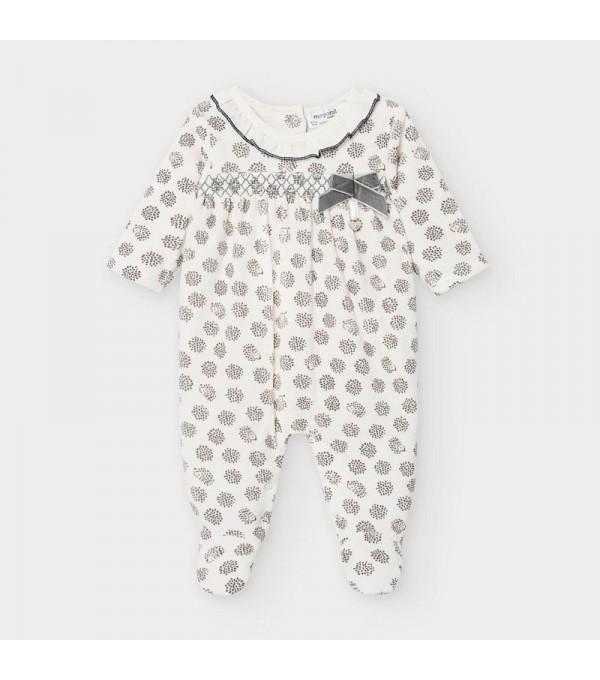 Pijama imprimeu new born fata MY-PIJA01V