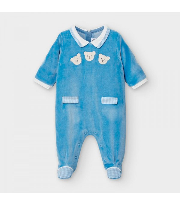 Body albastru baiat Mayoral My-bd09v