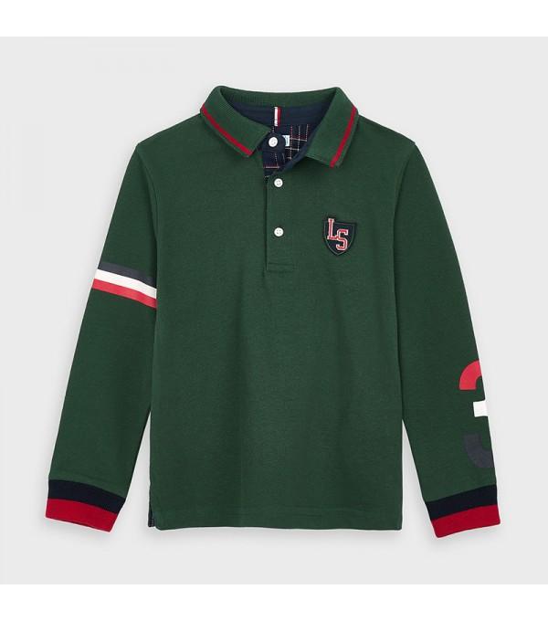 Bluza verde Mayoral MY-BL31v