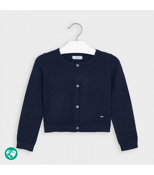 Cardigan tricot fetita 4349 Mayoral My-bl60v
