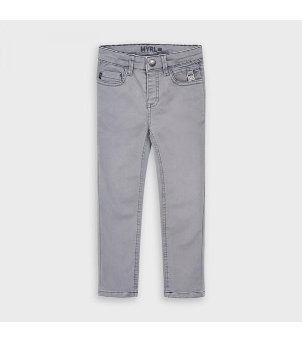 Pantaloni lungi skinny fit baiat 4528 MY-PL106Y