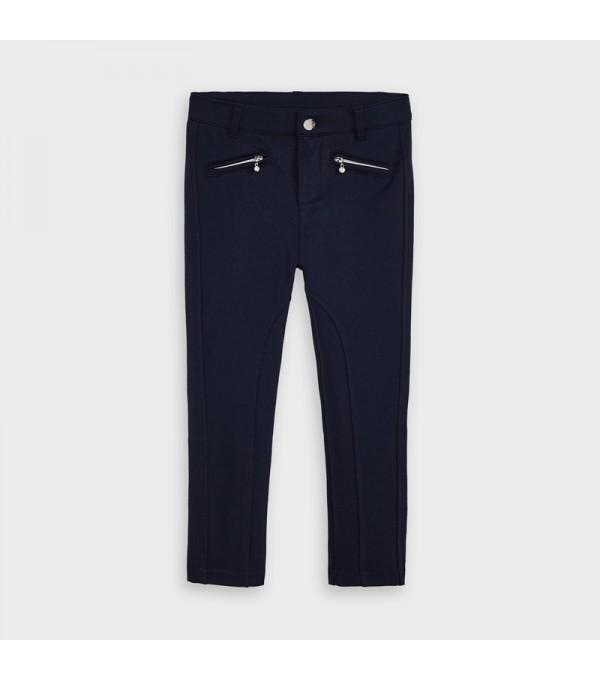 Pantaloni lungi aspect satinat fetita MY-PL16V